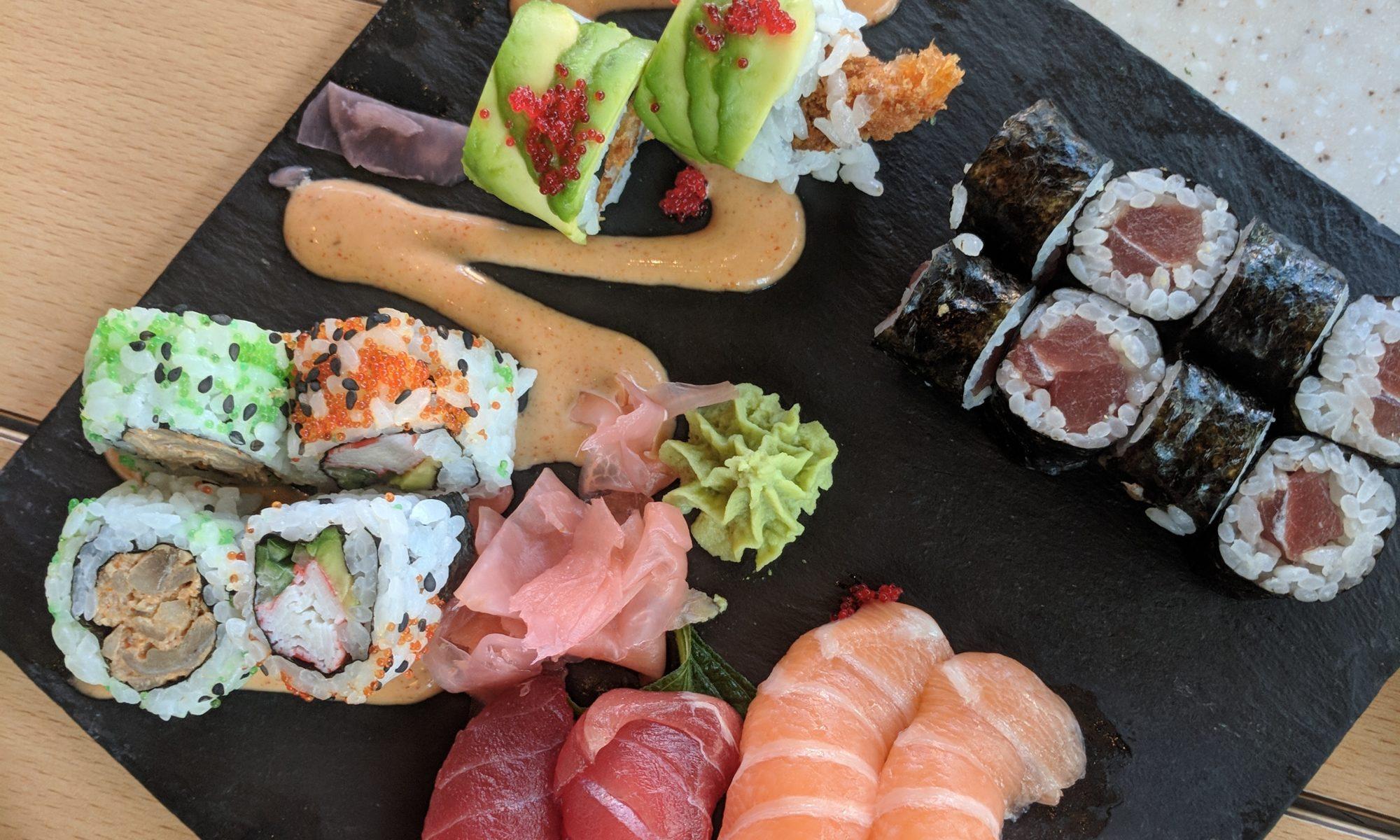 Sushi hotspots restaurant