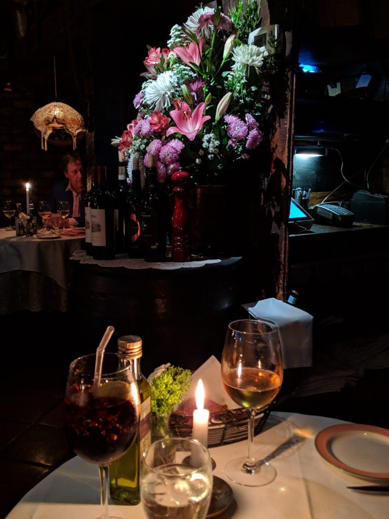 Erminia restaurant New york italian